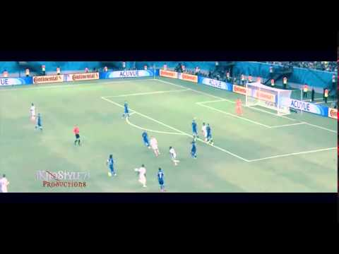 Andrea Pirlo vs England • Individual Highlights World Cup HD 720p 14 06 2014   YouTube