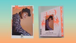 Unboxing D&E super junior 4th mini Album Bad Blood ( D V…
