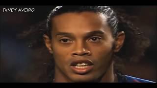 Ronaldinho Melhor do mundo 2004 2005