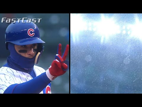 4/14/18 MLB.com FastCast: Cubs, Angels brave the cold