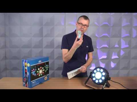 Chauvet DJ FXpar 9 Effect Light Review