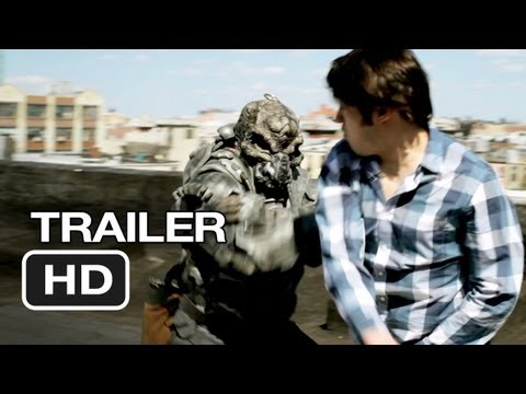 The History of Future Folk Official Trailer #1 (2013) - Comedy Movie HD