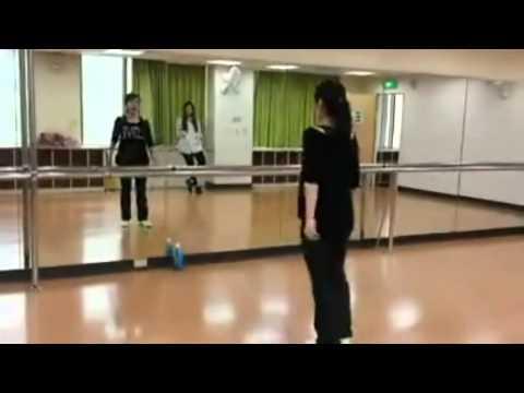 小V老師教-舞蹈分解T ara NO 9