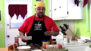 Chili #1 - Smokey Beef Chili
