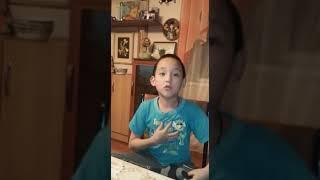 """Видео Албана для участия в кастинге программы """"Лучше всех"""" :)"""