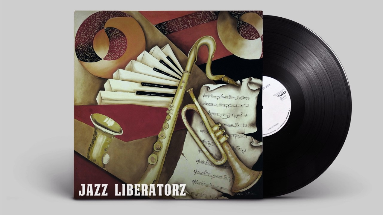 Jazz Liberatorz - Jazz Hip Hop Instrumental Mix (Full Beattape, Chillhop  Instrumental Mix)
