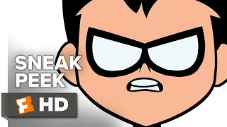 Teen Titans GO! to the Movies Sneak Peek (2018) | Movieclips Trailers