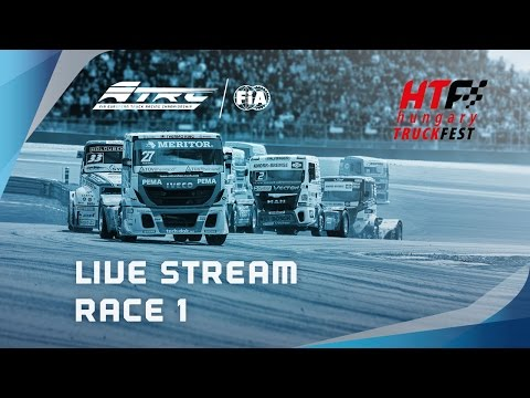 FIA ETRC Round 5 Hungaroring - Race 1