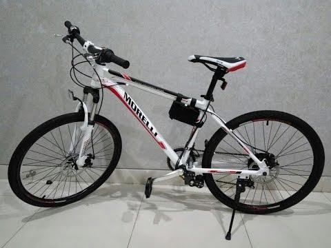 Morelli MTB 26004 + Mini On Kit= Sepeda Listrik