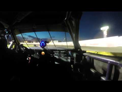 West Liberty Raceway Heat 04-09-16 - 86R