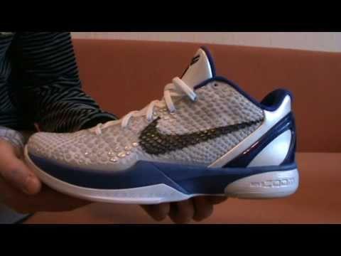Nike Zoom Kobe VI - презентация #1 от SoleFinder.ru