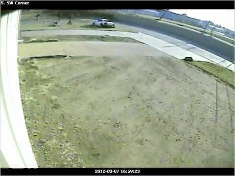 Car Crash on Ohio st. Salina, KS