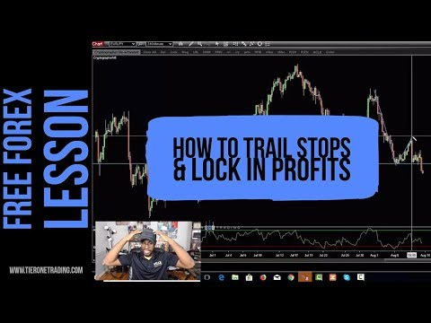 How to lock profit in forex
