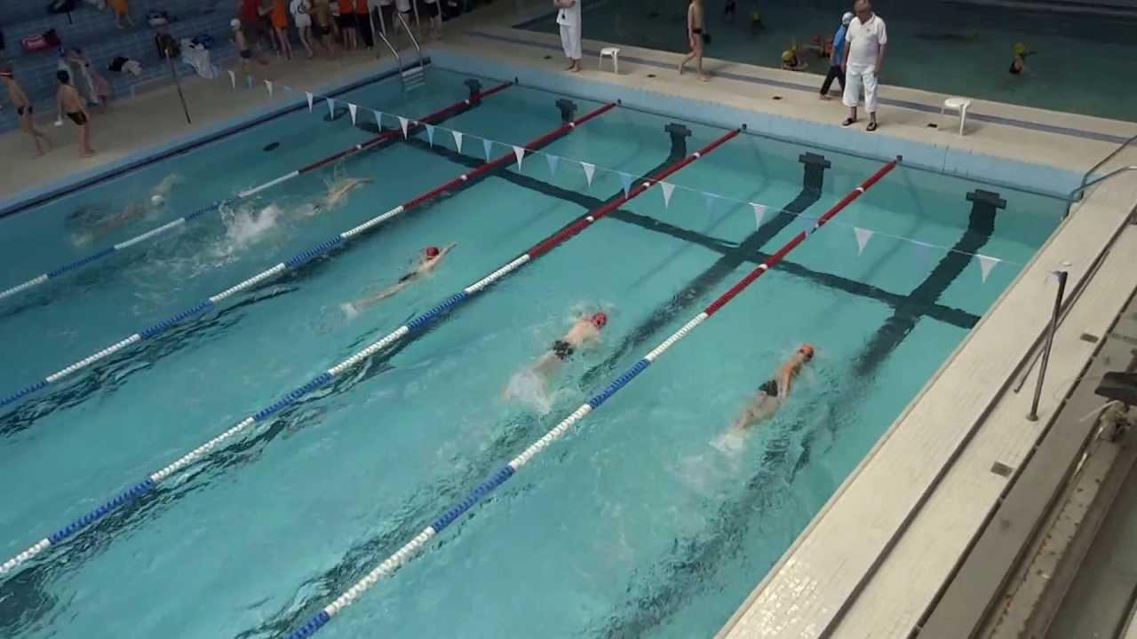 Acbb natation compettition 50 nage libre alex piscine de - Horaire piscine mourenx ...