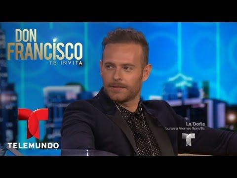 Don Francisco Te Invita | Luis Ernesto Franco da detalles de su boda | Entretenimiento