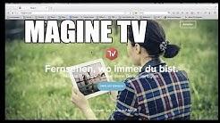 Magine TV - kostenlos Deutsches TV streamen