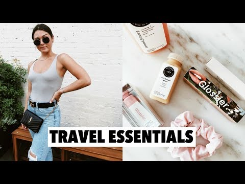 ULTIMATE PACKING GUIDE: my essentials when traveling