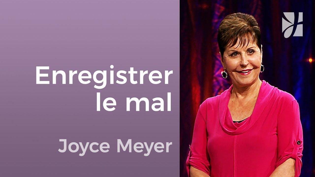 Etes-vous une lumière dans votre quartier ? (2/3) - Joyce Meyer - Avoir des relations saines