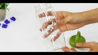 물병 마리니500ml-원하시는 디자인으로 기업 홍보 하…