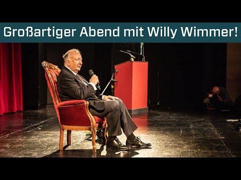 Willy Wimmer erhält Friedenspreis. Wolfgang Effenberger (Laudatio) & viele Redner & Künstler!