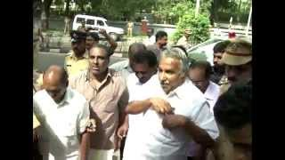 Monorail Corporation Building inauguration by Oommen Chandy Kerala Chief Minister