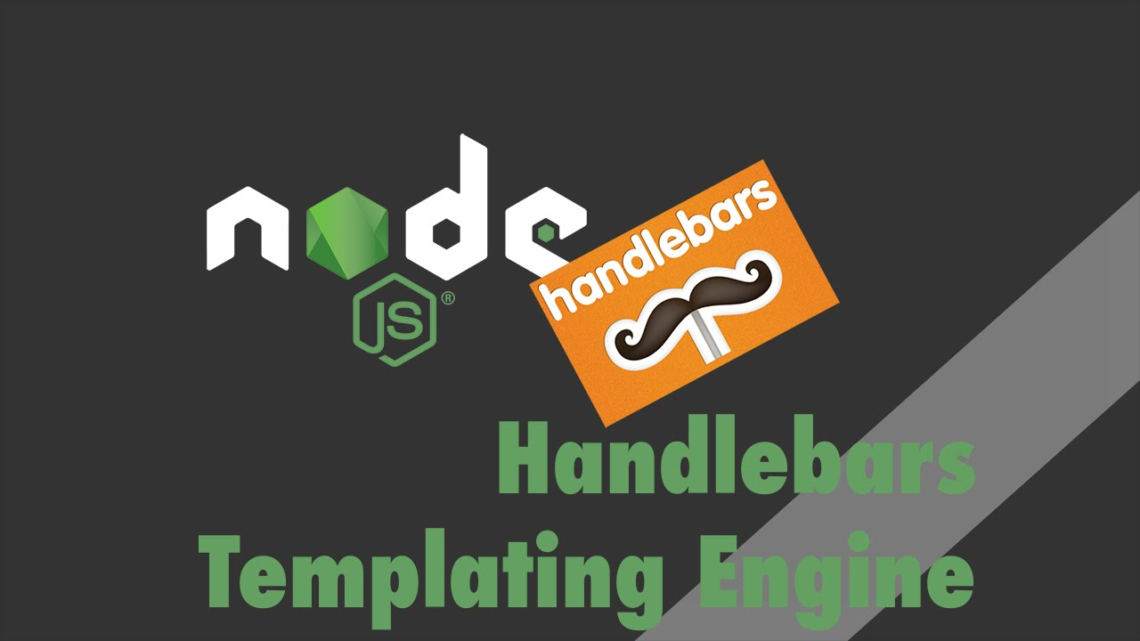 Nodejs express tutorial handlebars templating engine youtube pronofoot35fo Choice Image