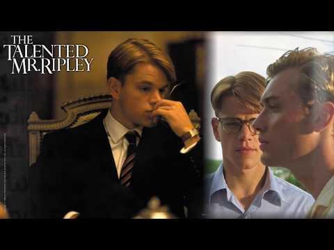 The Talented Mr  Ripley (Tom & Dickie-1080p) JJFanvids