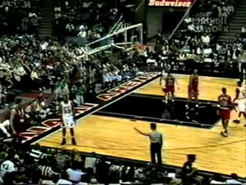 Alonzo Mourning Drops 50 on Gheorghe Muresan (14pts/5blks) (1996)