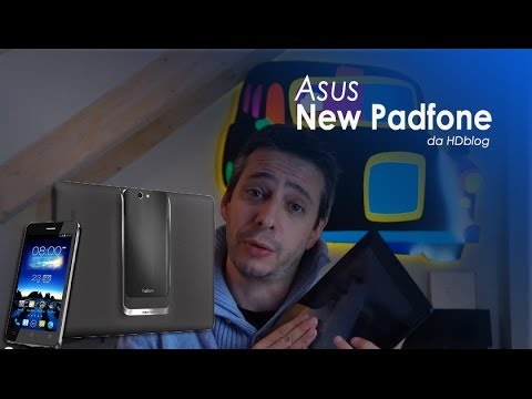 Asus New Padfone A86 la recensione di HDblog.it