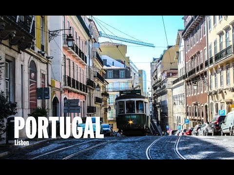 Lisbon 2017 - A old capital city full of surprises