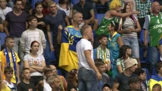 Евробаскет-2017. Отборочный турнир. Украина - Болгария. Онлайн трансляция 31/08/2016