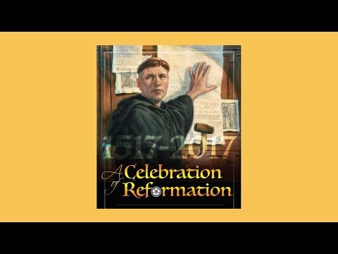 Reformation 500 Lesson 9  Spread of the Reform Movement 10/29/2017