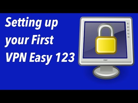 setting up your first vpn easy 123