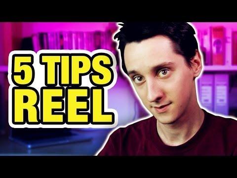 5 Tips para hacer un buen Reel