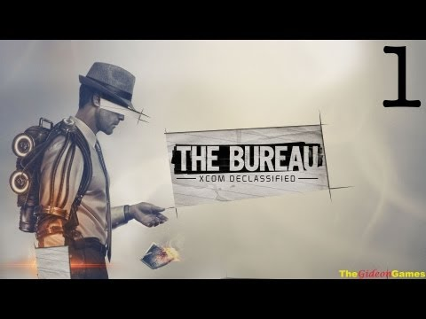 Прохождение The Bureau: XCOM Declassified - Часть 1 (Вторжен
