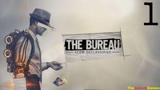 Прохождение The Bureau XCOM Declassified - Часть 1 Вторжение