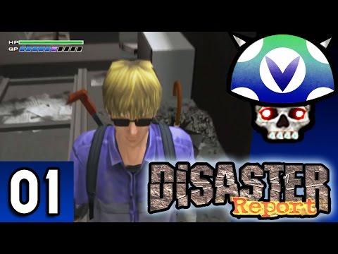 [Vinesauce] Joel - Disaster Report ( Part 1 )