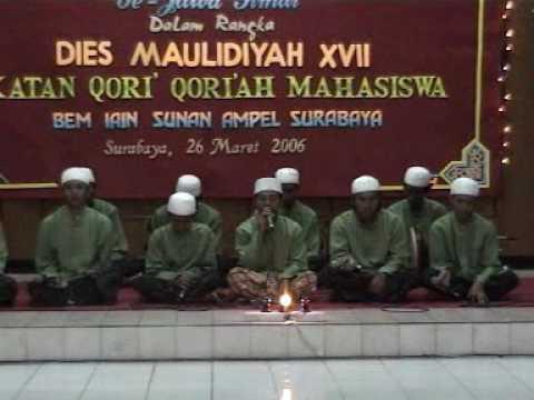 Festival Sholawat Al Banjari - Hayyul Hadi Biakmal Dzikro
