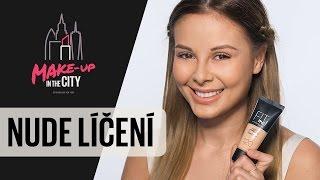 Make-up in the City w/ Monika Bagárová: Nude líčení (Epizoda 5)