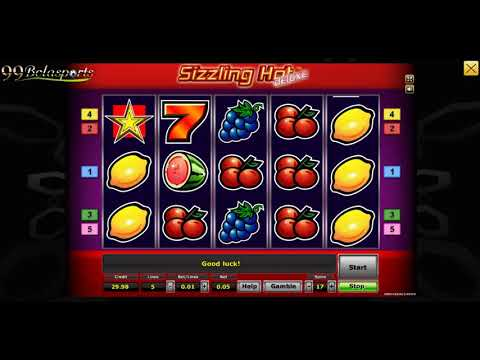 Game Slot Joker123 Online Sizzling Hot
