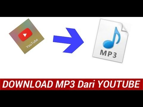 Cara download mp3 dari youtube di android
