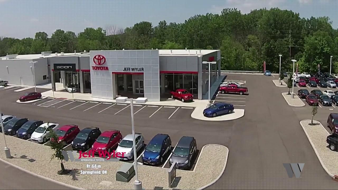 Jeff Wyler Springfield >> Jeff Wyler Springfield Toyota February 2017 Specials Camry Corolla