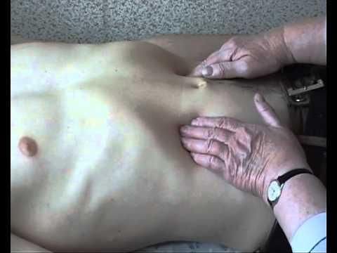 Исследование органов пищеварения
