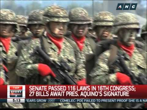 16th Congress wraps up sessions