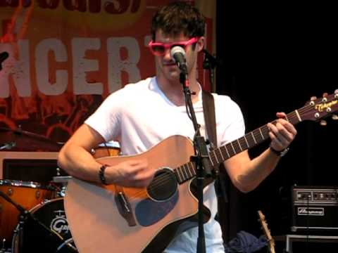 Darren Criss Concert Animal/Misery/This Love Cover Live