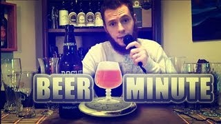 Beer Minute Ep#39 Rogue Shakespeare Oatmeal Stout