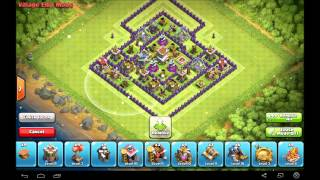 Clash of Clans BEST TH8 TROPHY BASE! (+150 TROPHIES IN 12 HOURS!)