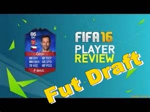 Futdraft ## Petr Cech Record Player ##