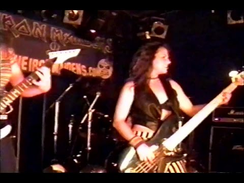 The Iron Maidens - Live in New York 2003 - FULL CONCERT (Early Lineup)