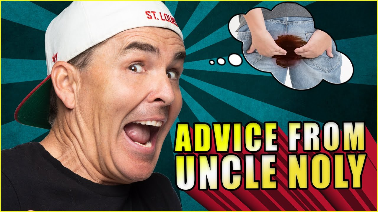 What You Should Do In A Zombie Apocalypse And More | Advice From Uncle Noly